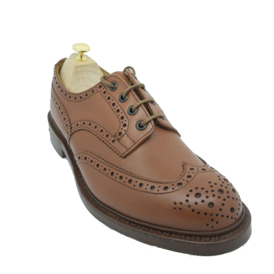 Tricker's Keswick Derby Brogue in C Shade