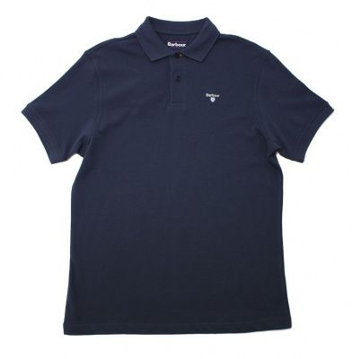 Barbour Sports Polo in Navy
