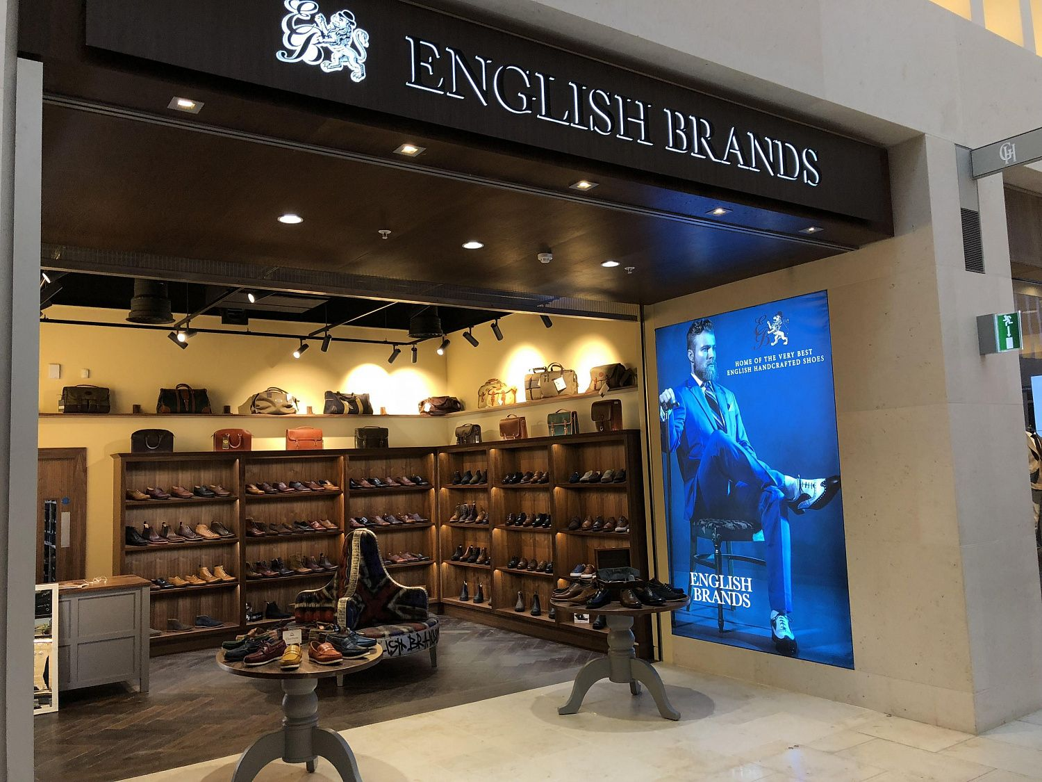 English Brands - Feeling Welcomed at the Mailbox Launch Party
