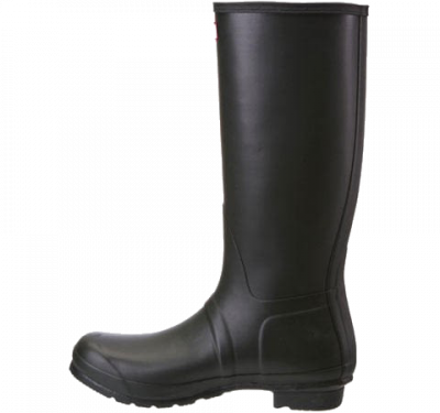 Hunter Original Ladies High Boot Welly Dark Olive
