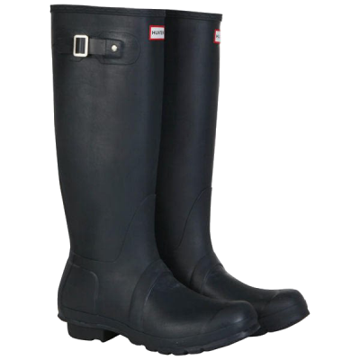 Hunter Original High Boot Welly Navy