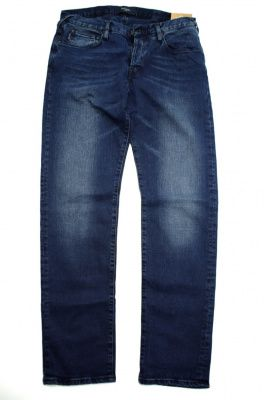 Paul Smith Taper Fit Jean in Dark Navy