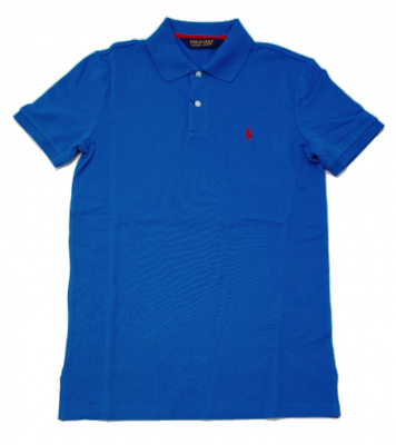 Ralph Lauren Pro Fit Polo in Turquoise